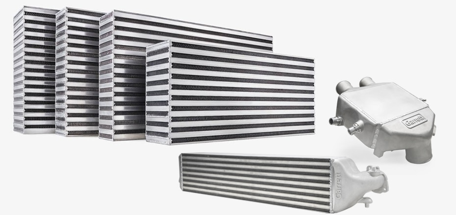"Universal Cross-Flow Core Performance Bar/&Plate Intercooler Core 25/""x12/""x3.5/"""