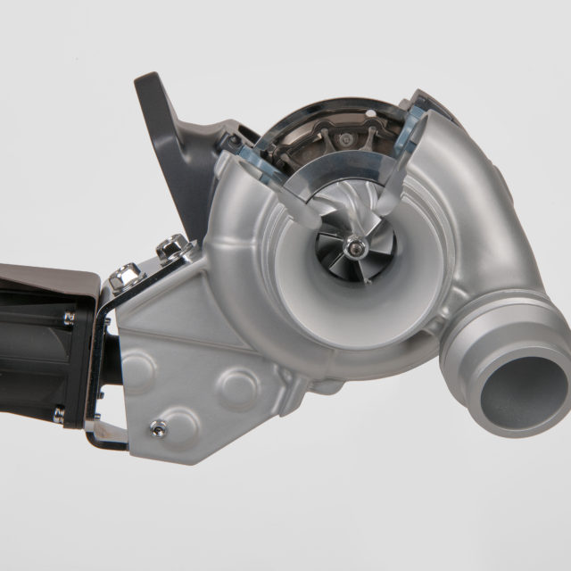 Variable Geometry Turbos for Diesel Engines - Garrett Motion