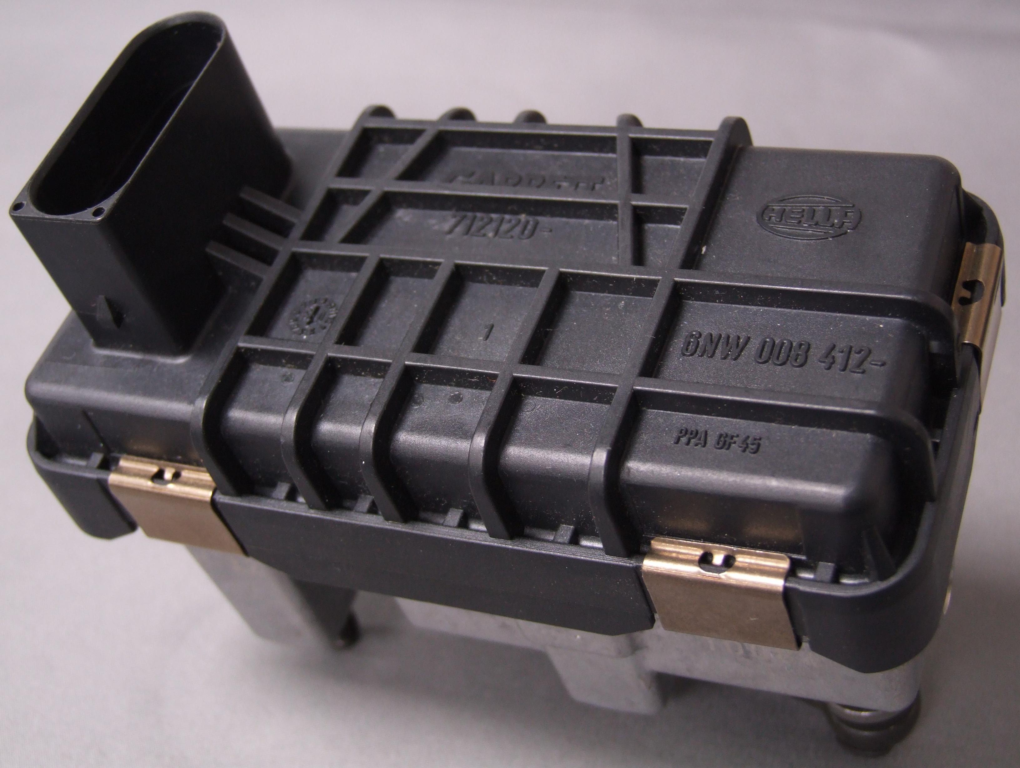 Electronic Actuator Repair? - Garrett Motion