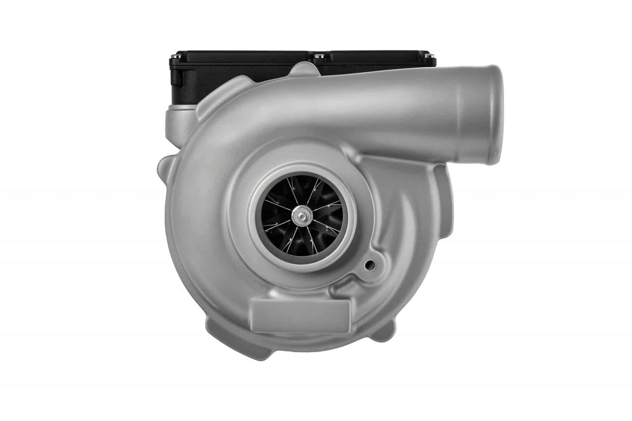 Garrett Adds E-Turbo Demo Vehicle to Display at 2018 Vienna