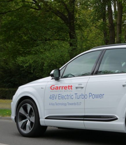 Corporate Services / Garrett Turbo / Automotive Customers
