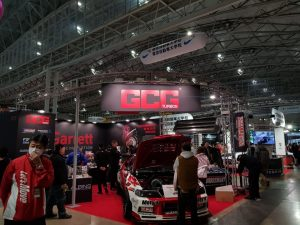 "GCG Japan showcased at ""TOKYO AUTO SALON 2019"""