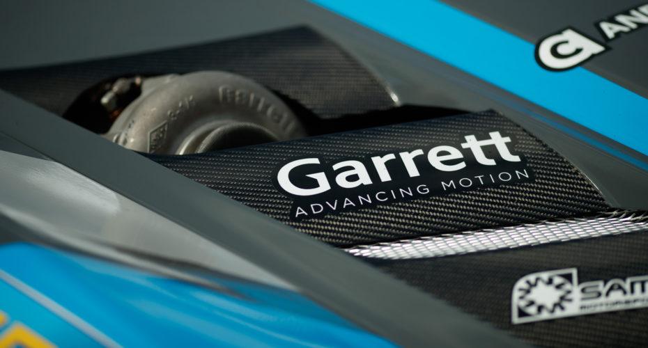 Dean Kearney Twin Garrett GTX4088R turbocharged Dodge Viper