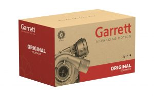 Garrett Standard OEM New Packaging Box