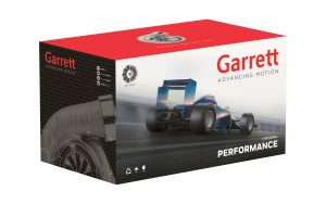 Garrett Performance Packaging Box