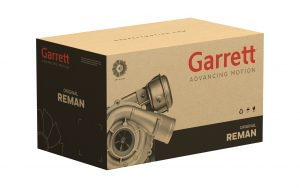 Garrett Reman Packaging Box