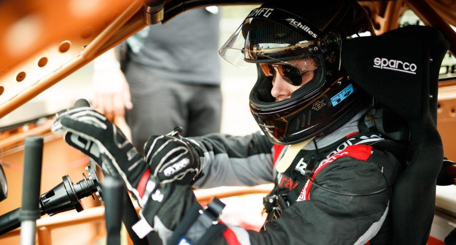 Garrett Motion Sponsored Driver Adam LZ Formula Drift Road Atlanta