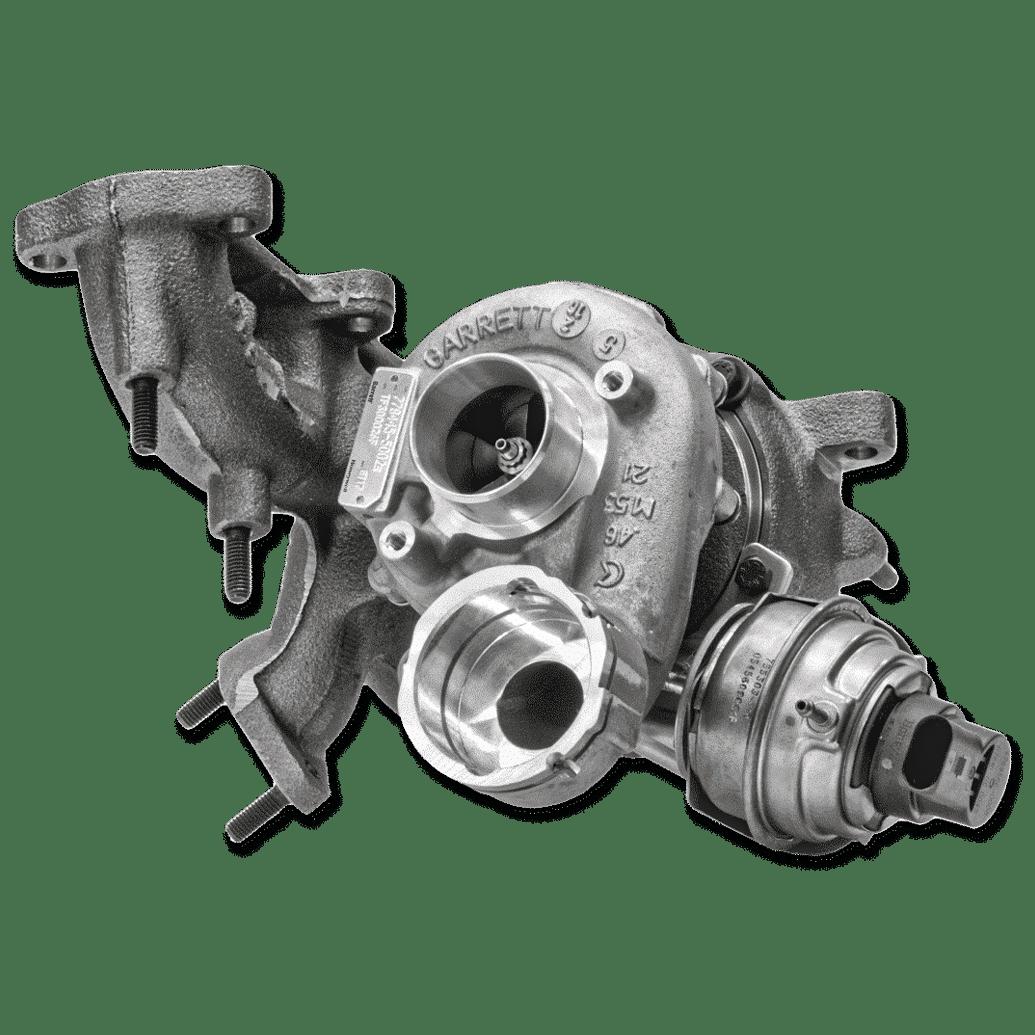 Volkswagen 1.9L | 2.0L TDI Engines - Garrett Motion