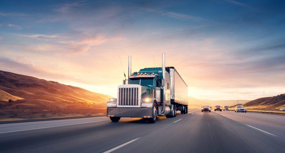 Garrett Motion CV truck