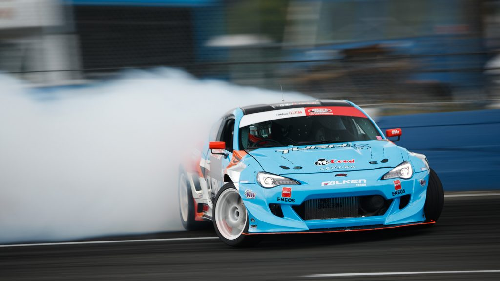 Dai Yoshihara at Formula Drift Seattle