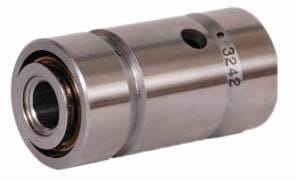 Turbo Oil feed Flange Fit Garrett GT4202R GT4508R 1.5mm Ball Bearing Restrictor