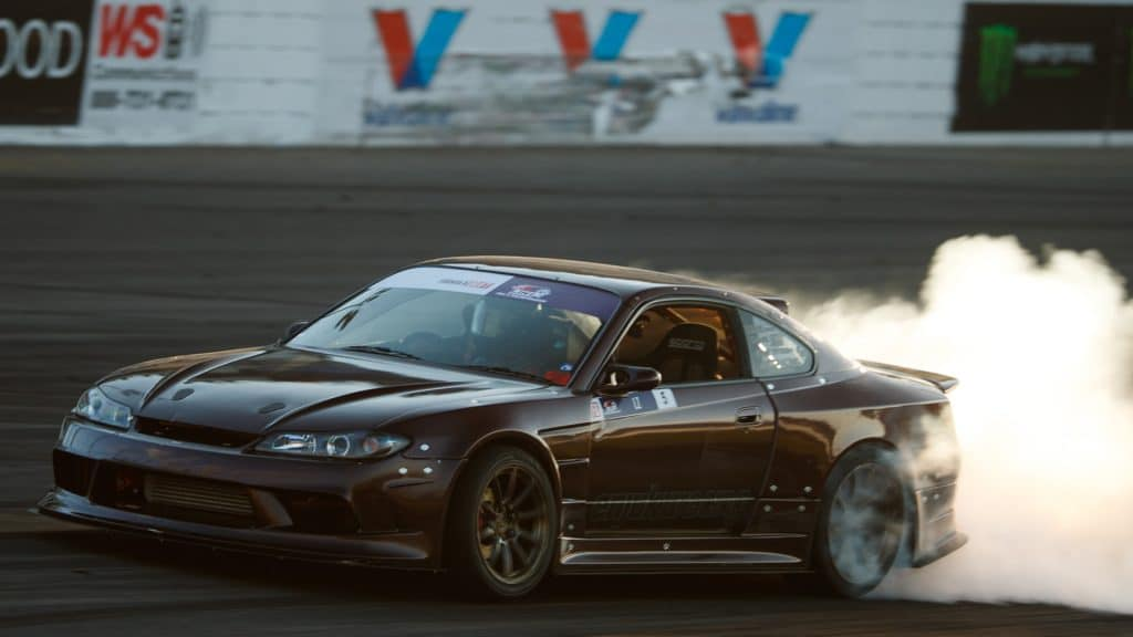 Garrett Motion Pro Drifters Practice at Formula Drift St. Louis