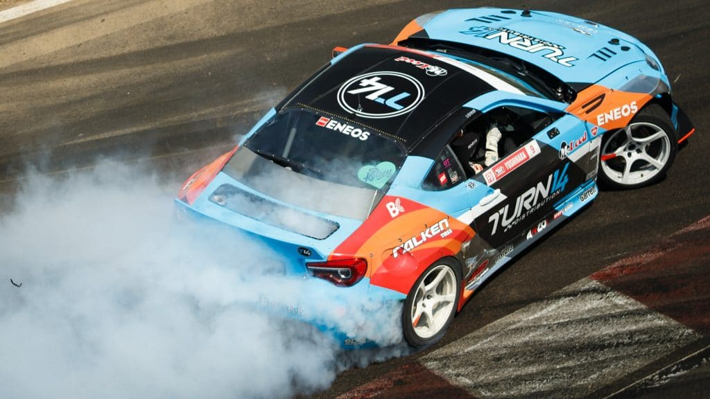 Garrett Motion Pro Drifters Qualifying at Formula Drift St. Louis