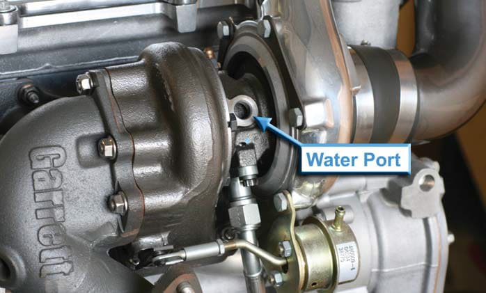 Water Cooling For Your Turbo - Main Benefits - Garrett Motion
