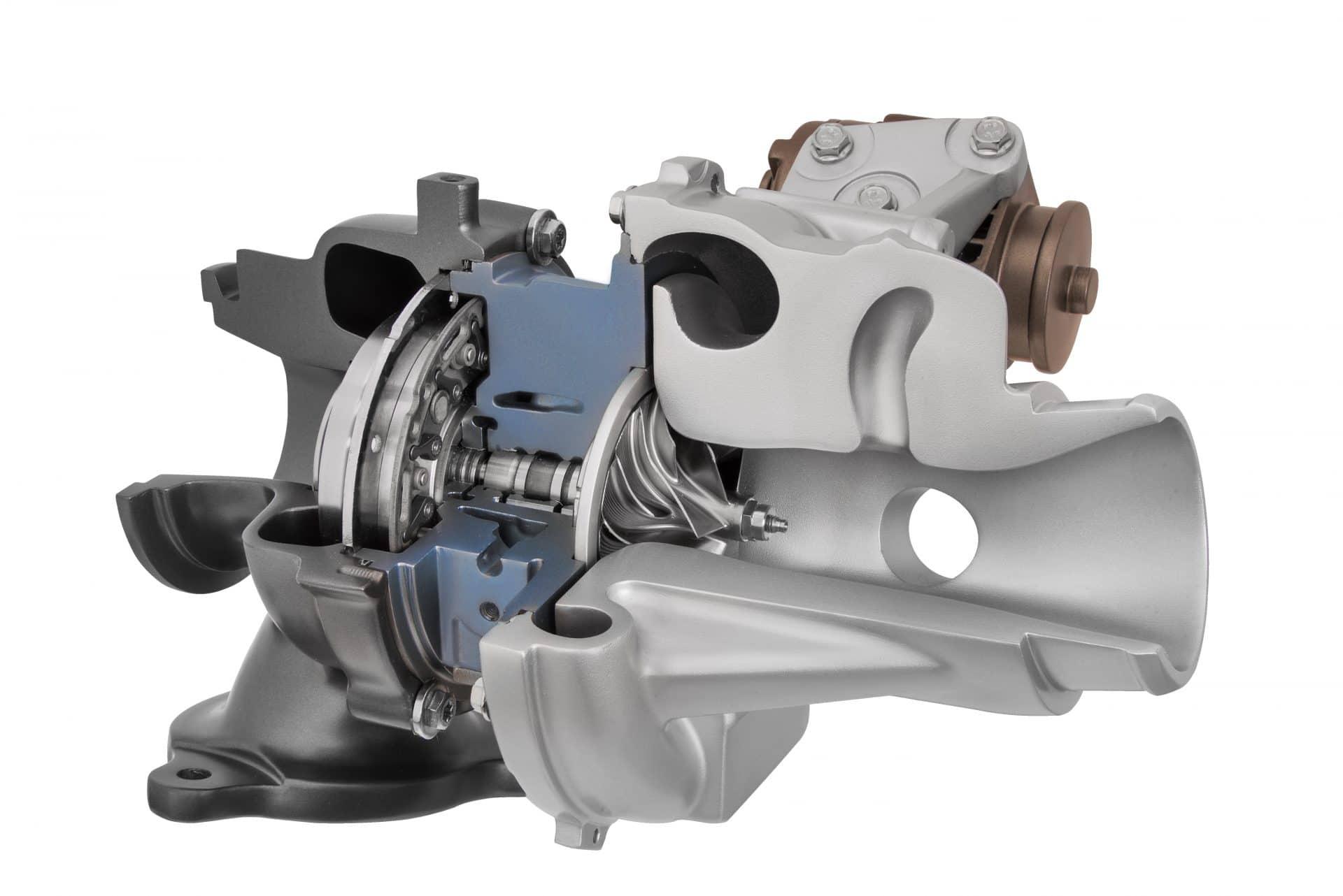 VNT Turbochargers - Variable Nozzle Geometry Turbo | Garrett Motion