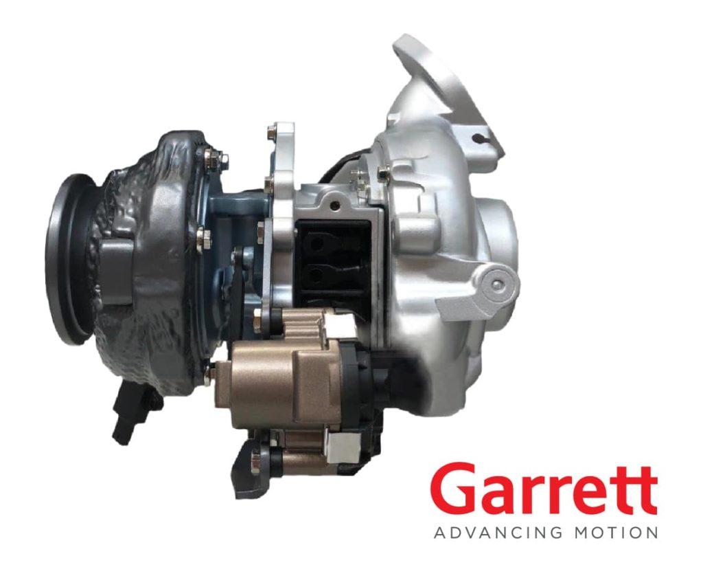 Garrett Motion E-Turbo