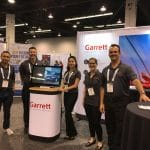 Garrett Motion career event Anaheim California Society of Women Engineers WE19