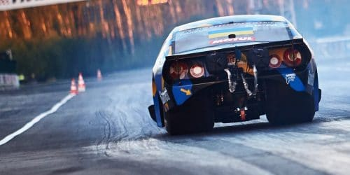 Andrey Kravchenko topspeedua GT R