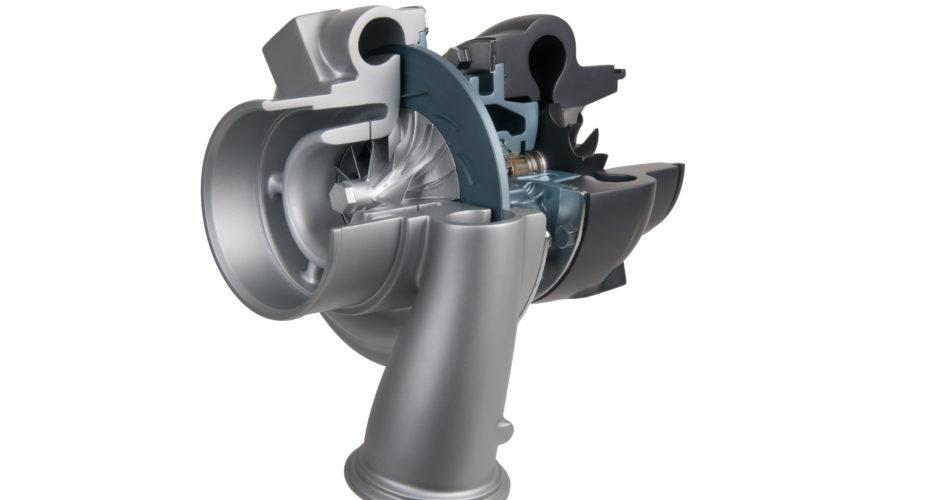 Garrett Motion Large Wastegate / Free Floating Turbochargers