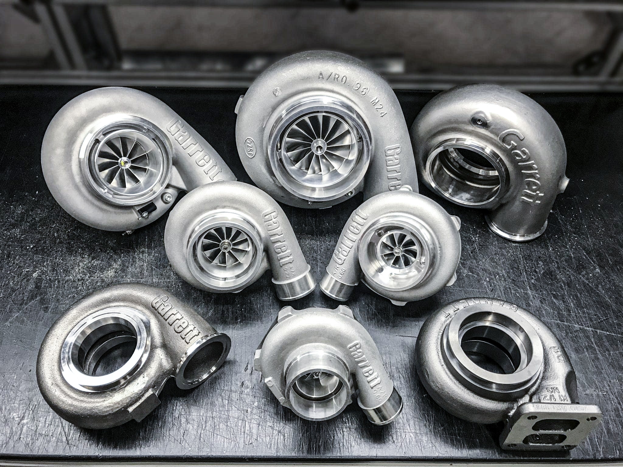 Garrett Performance Turbochargers
