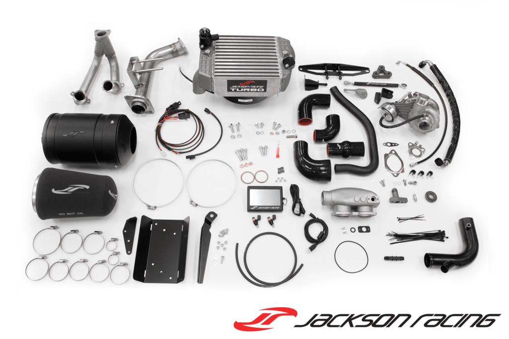 Jackson Racing Honda Talon Turbo Kit