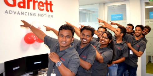 Garrett India Interns 2019/2020