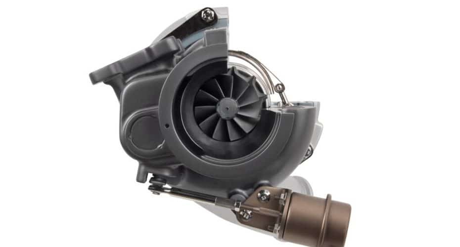 Commercial Vehicle Wastegate Turbo GT45
